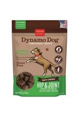 Cloud Star Cloud Star Dynamo Dog Hip & Joint Soft Chews Chicken Formula Dog Treats 5oz
