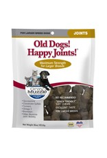 Ark Naturals Gray Muzzle Old Dog! Happy Joints! Large Breed Dog Treats 16oz