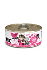 BFF Best Feline Friend BFF Be Mine Tuna & Bonito Dinner Canned Cat Food 5.5oz