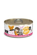 BFF Best Feline Friend BFF Soulmates Tuna & Salmon Dinner Canned Cat Food 5.5oz