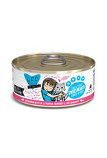 BFF Best Feline Friend BFF Sweethearts Tuna & Shrimp Dinner Canned Cat Food 5.5oz