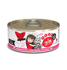 BFF Best Feline Friend BFF Too Cool Tuna Dinner Canned Cat Food 5.5oz