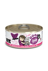 BFF Best Feline Friend BFF Twosome Tuna & Tilapia Dinner Canned Cat Food 5.5oz