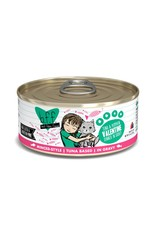 BFF Best Feline Friend BFF Valentine Tuna & Pumpkin Dinner Canned Cat Food 5.5oz