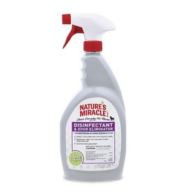 Nature's Miracle Disinfectant Stain & Odor Remover for 32oz Spray Bottle