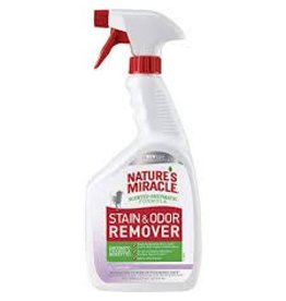 Nature's Miracle Enzymatic Formula Stain & Odor Remover Lavender Scent for Dogs 32oz Spray Bottle