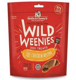 Stella & Chewy's Stella & Chewy's Freeze-Dried Wild Weenies Cage-Free Chicken Recipe Dog Treats 3.25oz