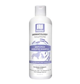 Nootie Dermatology Solutions Anti-Itch Medicated Shampoo for Dogs 8oz