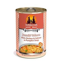 Weruva Weruva Jammin Salmon Canned Dog Food 14oz