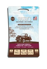 Tucker's Raw Frozen Complete Turf & Surf Formula Dog Food 6lb