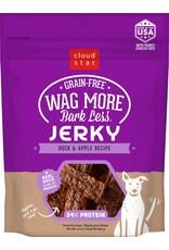 Cloud Star Cloud Star Wag More Bark Less Duck & Apple Recipe Jerky Dog Treats 10oz