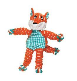 Kong Floppy Knots Fox Small Dog Toy