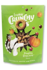 Fromm Fromm Crunchy Os Pumpkin Kran Pow Dog Treats 6oz