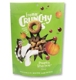 Fromm Fromm Crunchy Os Pumpkin Kran Pow Dog Treats 6oz