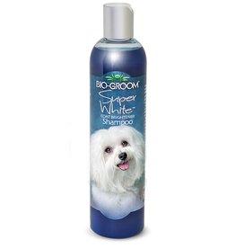 Bio Groom Super White Coat Brightener Shampoo for Dogs 12oz