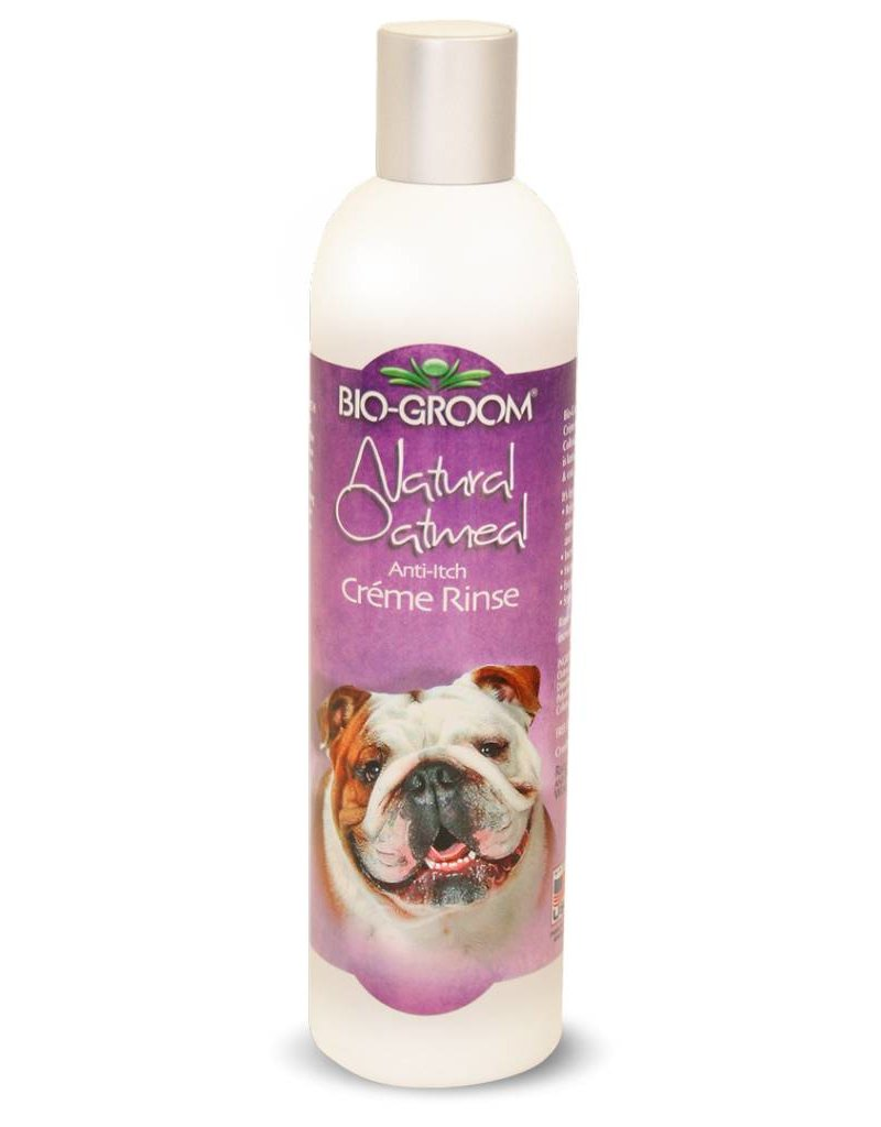 Bio Groom Oatmeal Creme Rinse for Dogs 12oz