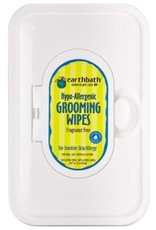 Earthbath Hypo-Allergenic Pet Grooming Wipes for Dogs 100 wipes