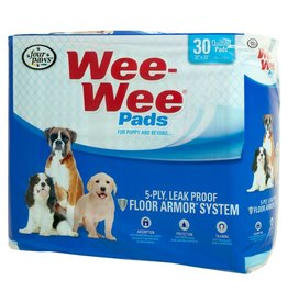 "Four Paws Wee-Wee Pads 30pk 22"" x 23"""