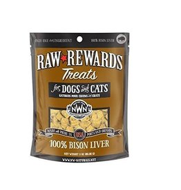 Northwest Naturals Northwest Naturals Bison Liver Freeze-Dried Dog & Cat Treats 3oz