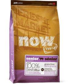 Petcurean Petcurean Now Fresh Grain Free Senior Recipe Dry Cat Food 4lb