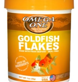 Omega One Omega One Goldfish Flakes