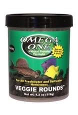 Omega One Omega One Veggie Rounds
