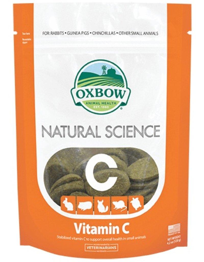 Oxbow Oxbow Natural Science Vitamin C 4.2oz
