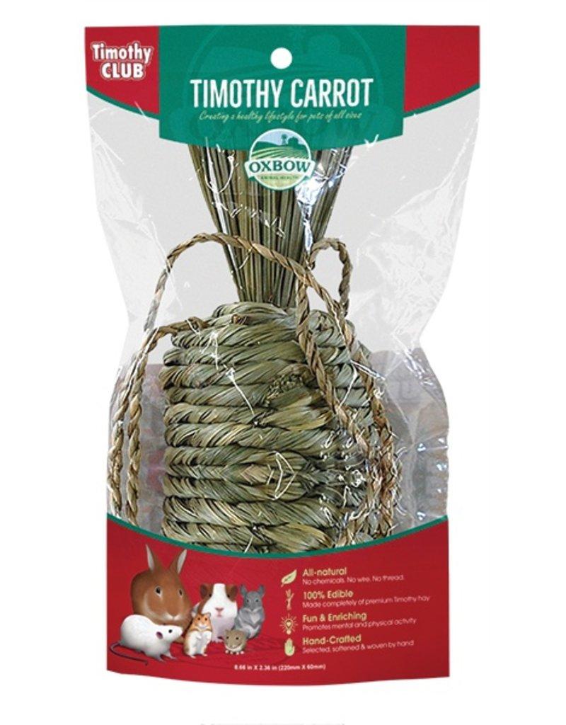 Oxbow Oxbow Timothy Carrot 1 each