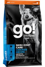 Petcurean GO Skin & Coat Care Chicken Recipe Dry Dog Food