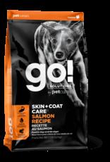Petcurean Petcurean GO Solutions Skin and Coat Care Salmon Recipe Dog Food
