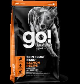 Petcurean GO Skin & Coat Care Salmon Recipe Dry Dog Food