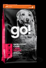 Petcurean Petcurean GO Solutions Skin and Coat Care Lamb Recipe Dry Dog Food