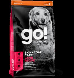 Petcurean GO Skin & Coat Care Lamb Recipe Dry Dog Food