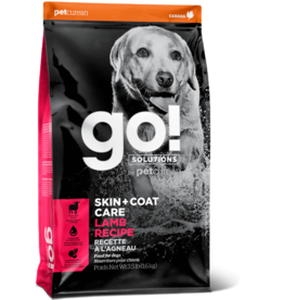 Petcurean Petcurean GO Skin & Coat Care Lamb Recipe Dry Dog Food