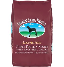 American Natural Premium Legume-Free Triple Protein with Ancenstral Grains Recipe Dry Dog Food