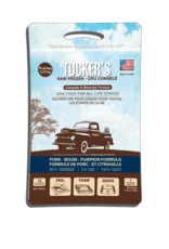 Tucker's Tucker's Raw Frozen Complete Pork-Bison-Pumpkin Formula Dog Food 6lb