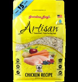 Grandma Lucy's Artisan Chicken Recipe Freeze-Dried Dog Food