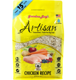 Grandma Lucy's Grandma Lucy's Artisan Chicken Recipe Freeze-Dried Dog Food