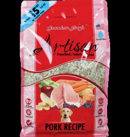 Grandma Lucy's Artisan Pork Recipe Freeze-Dried Dog Food
