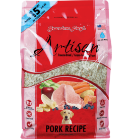 Grandma Lucy's Grandma Lucy's Artisan Pork Recipe Freeze-Dried Dog Food