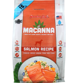Grandma Lucy's Grandma Lucy's Macanna Salmon Recipe Freeze-Dried Dog Food