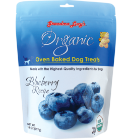Grandma Lucy's Grandma Lucy's Organic Blueberry Oven Baked Dog Treats 14oz