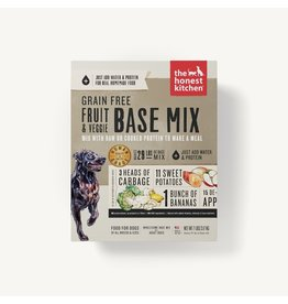 The Honest Kitchen Fruit & Veggie Base Mix - More Choices Available