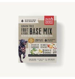 The Honest Kitchen Fruit & Veggie Base Mix - More Sizes Available