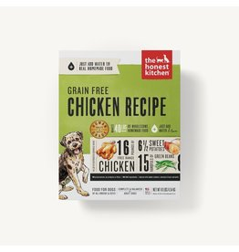 The Honest Kitchen Dehydrated Grain Free Chicken - More Choices Available