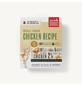 The Honest Kitchen Whole Grain Chicken - More Choices Available