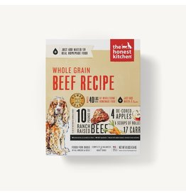 The Honest Kitchen Dehydrated Whole Grain Beef - More Choices Available