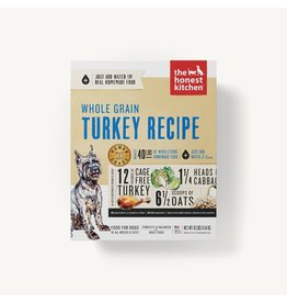 The Honest Kitchen Dehydrated Whole Grain Turkey - More Choices Available