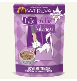 Weruva Weruva Love Me Tender - Chicken & Duck Dinner In Gravy Wet Cat Food 3.0oz Pouch