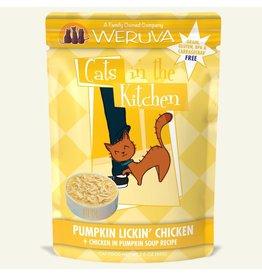 Weruva Weruva Pumpkin Lickin' Chicken - Chicken In Pumpkin Soup Recipe Wet Cat Food 3.0oz Pouch